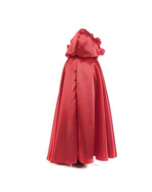 Mantello rosso per bambino