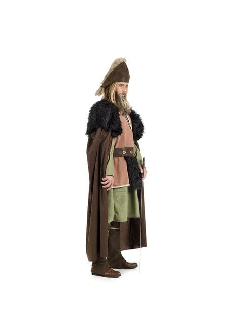 Capa de Celta Breogan para adulto