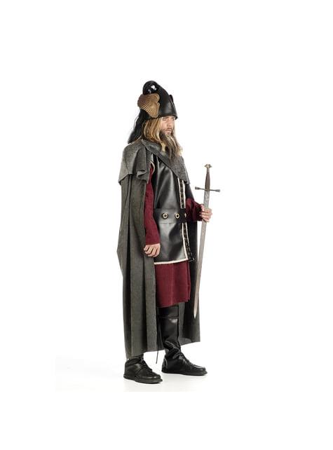 Capa de Celta Ambiorix para adulto - para tu disfraz