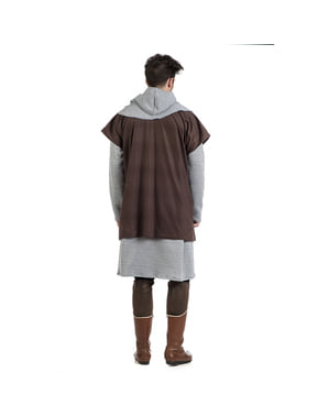 पुरुषों के लिए मध्यकालीन गैम्बेसन पोशाक