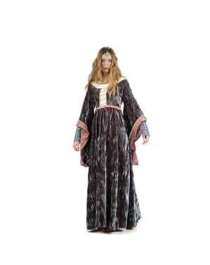 महिलाओं के लिए मध्यकालीन क्वीन मैरी पोशाक