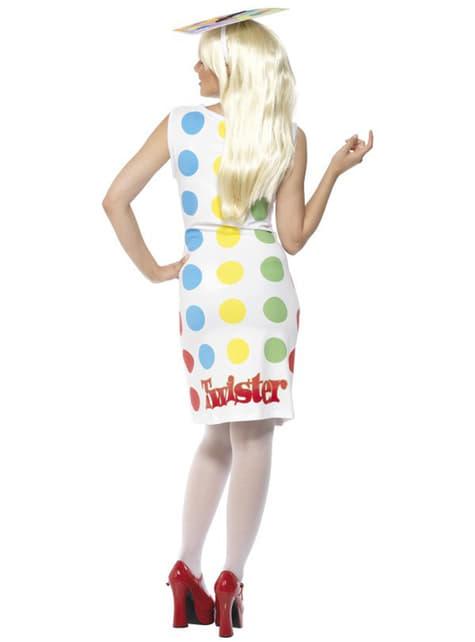 Fato de Twister para mulher