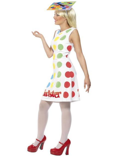 Twister Gal Възрастен костюм