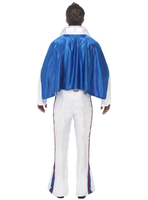 Evel Knievel kostume til mænd