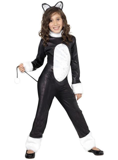 Kostium fantastyczna kotka dla dziewczynki