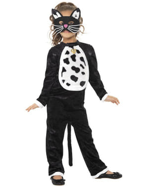 Kattig kostuum voor meisjes