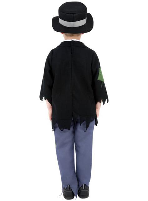 Dětský kostým viktoriánský kapsář