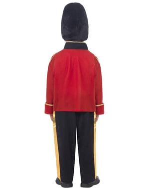 Costum de gardian englez pentru copii