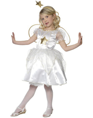 Disfraz de hada estrella para niña