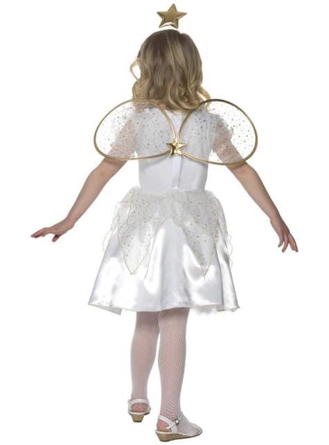Strój dla dziewczynki gwieździsta czarodziejka