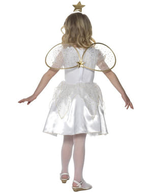 Costume fata stella da bambina