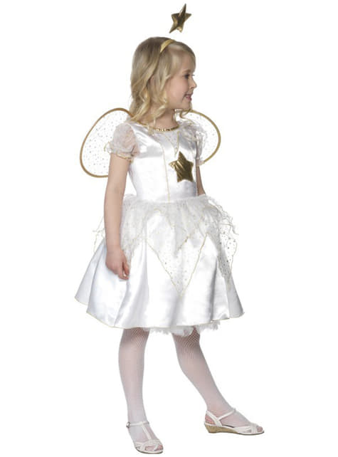 Disfraz de hada estrella para niña - original