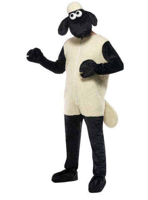 Костюм на овцата Шон за възрастни