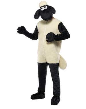 Sauen Shaun kostyme voksen