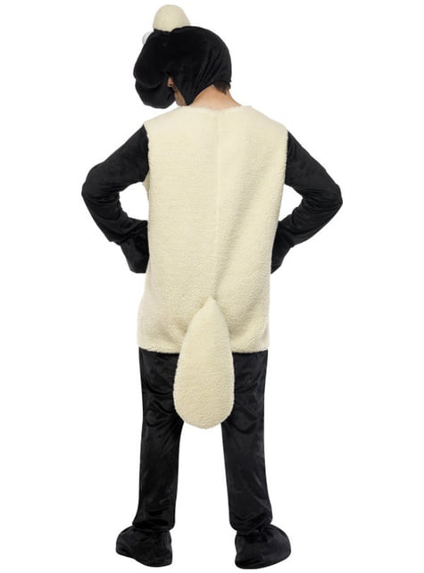 Disfraz de la oveja Shaun - hombre