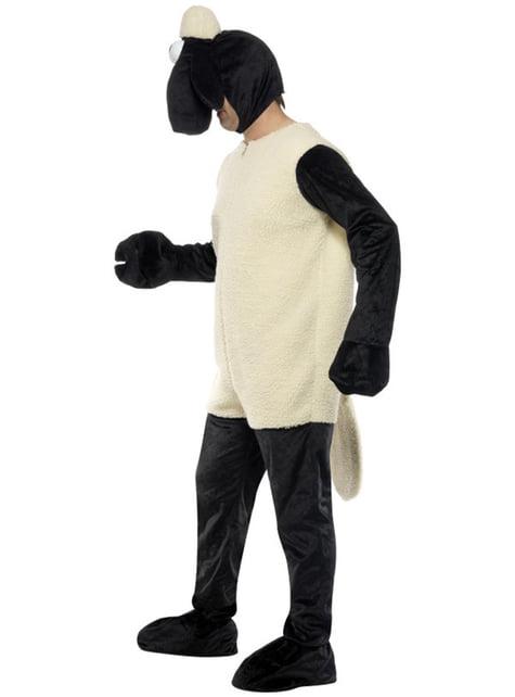 Kostým ovca Shaun pre dospelých