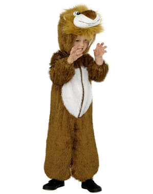 Lille løve kostume til børn