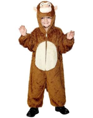 Costum de maimuță pentru copii