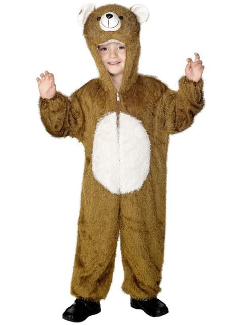 Bear Toddler Costume