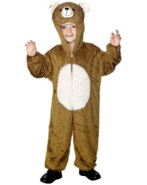 Kostium niedźwiedź dla dzieci