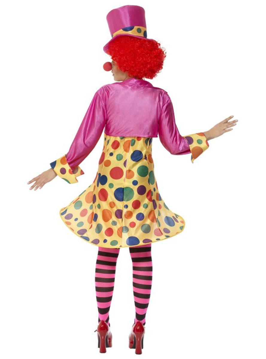 De Clown Multicolore Femme Déguisement Multicolore Femme De Déguisement Clown Déguisement De Femme qZZ8Rg1