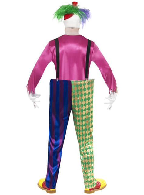 Killer Klown Adult Costume