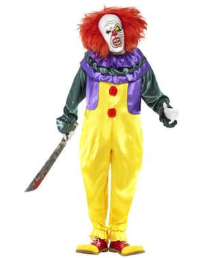 Déguisement de clown de l'horreur