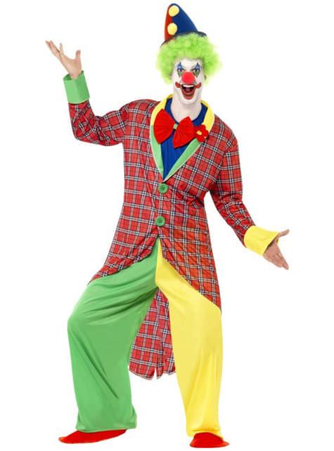 Kostým pro dospělé cirkusový klaun