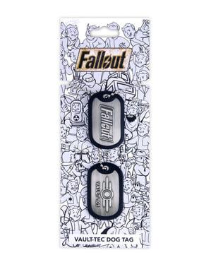 Placas de cão Fallout
