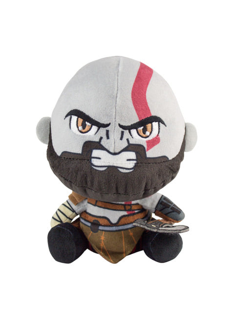 Peluche de Kratos 20 cm - God of War