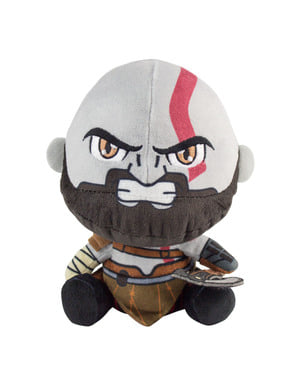 Kratos knuffel 20 cm - God of War