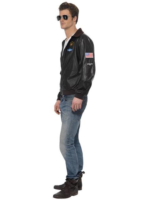 Veste d'aviateur de Top Gun
