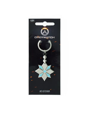 Porta-chaves de Mei - Overwatch