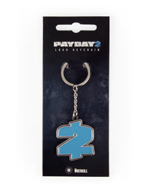 Porta-chaves de Payday 2