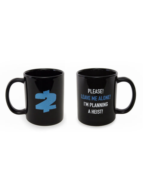 Taza Payday 2 Planning - oficial