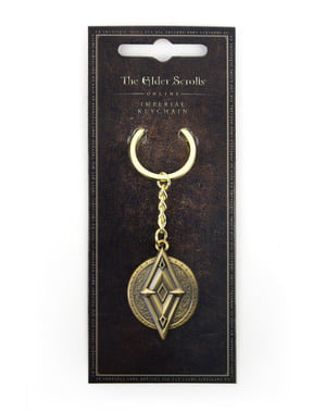 The Elder Scrolls Imperial keychain
