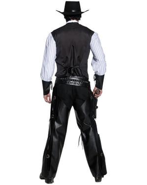 Disfraz del pistolero más rápido del Oeste