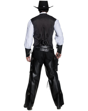 Western Pistolenheld Kostüm