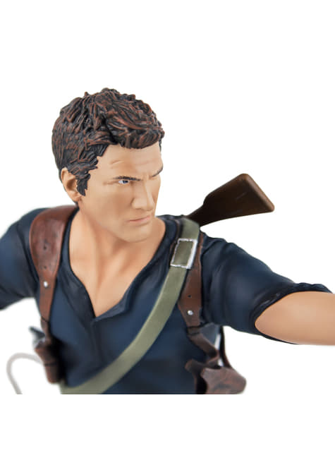 Nathan Drake statue 30 cm - Uncharted 4: A Thief's End