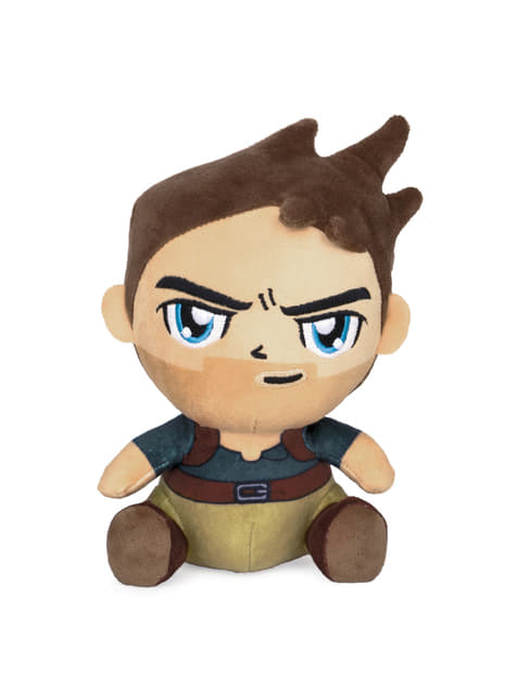 Nathan Drake Plush toy 20 cm - Uncharted 4: A Thief's End