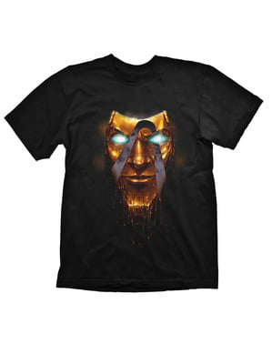 T-shirt Borderlands Jack Hero vuxen