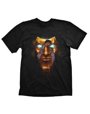 T-shirt de Borderlands Jack Hero para homem