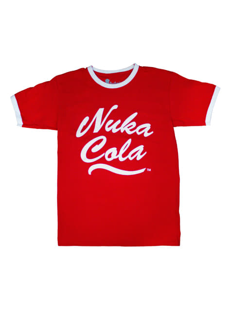 Nuka Cola T-Shirt for men - Fallout