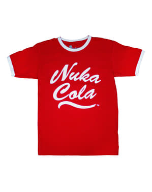 Nuka Cola T-Shirt voor mannen - Fallout