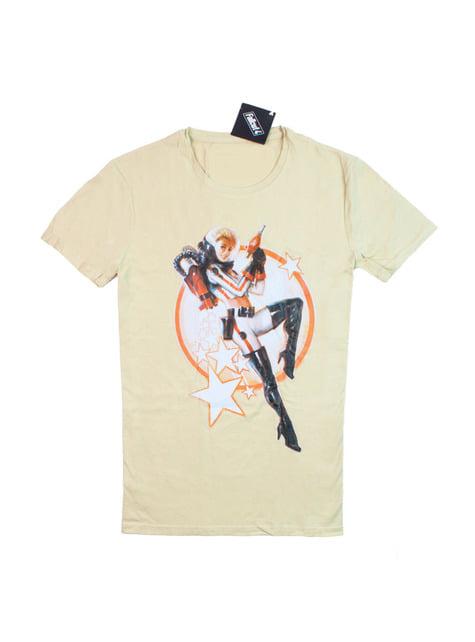 Camiseta de Fallout Nuka Girl cola para hombre