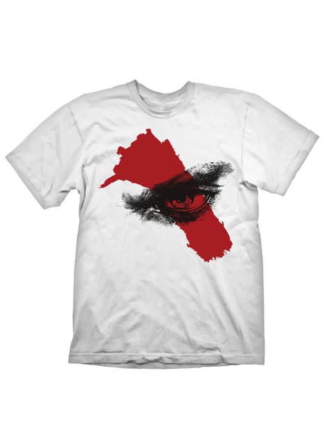 T-shirt de olho de Kratos