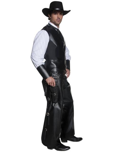 Най-бързият стрелец в западния костюм за възрастни