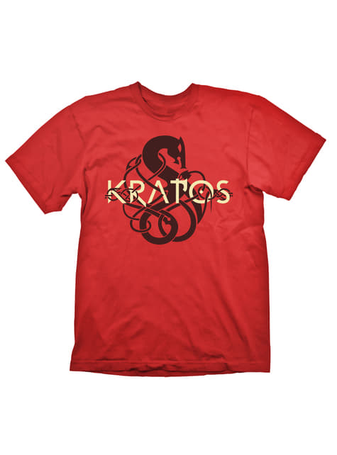 Kratos T-Shirt für Herren - God of War