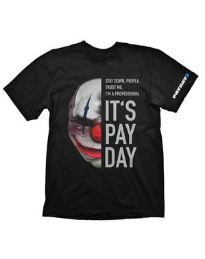"Verige ""It is Pay Day"" Majica za moške - Plač 2"