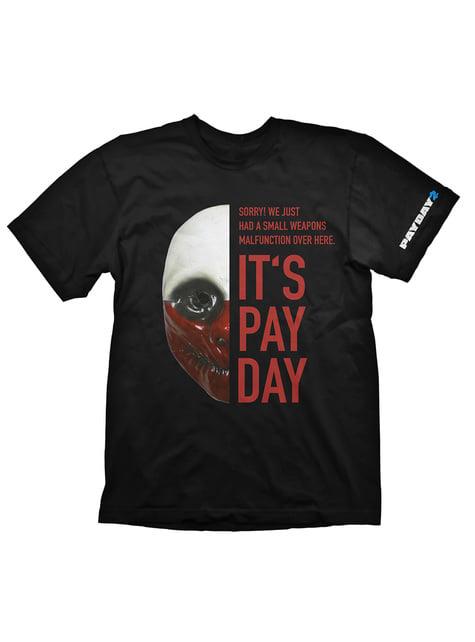 Koszulka Payday 2